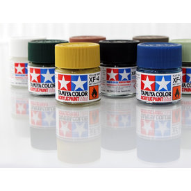 Tamiya Acrylic Paint  10ml Flat