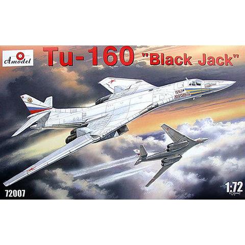 TU160 Blackjack 1:72 **Discontinued**