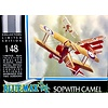 Blue Max Sopwith F.1/2F.1 CAMEL 1:48 **Discontinued**used