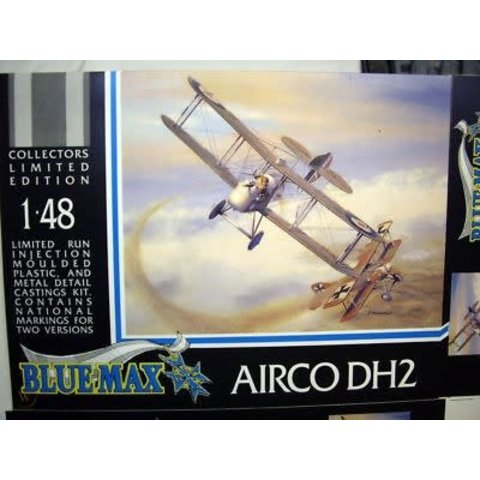 Blue Max AIRCO DH2 1:48**Discontinued**used