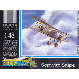 Blue Max Sopwith Snipe 1:48**Discontinued**used