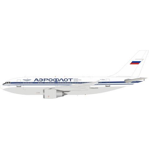 Airbus A310-300 Aeroflot old livery F-OGQU 1:200