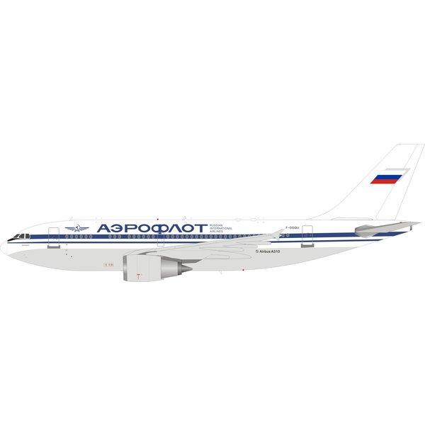 InFlight Airbus A310-300 Aeroflot old livery F-OGQU 1:200
