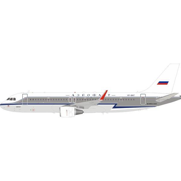 InFlight A320S Aeroflot Retro livery VP-BNT 1:200 +Preorder+