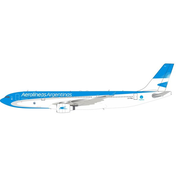 InFlight A330-200 Aerolineas Argentinas LV-FNJ 1:200 +Preorder+