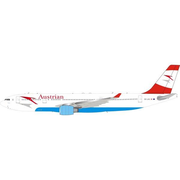 InFlight A330-200 Austrian blue bottom c/s OE-LAN 1:200 +preorder+