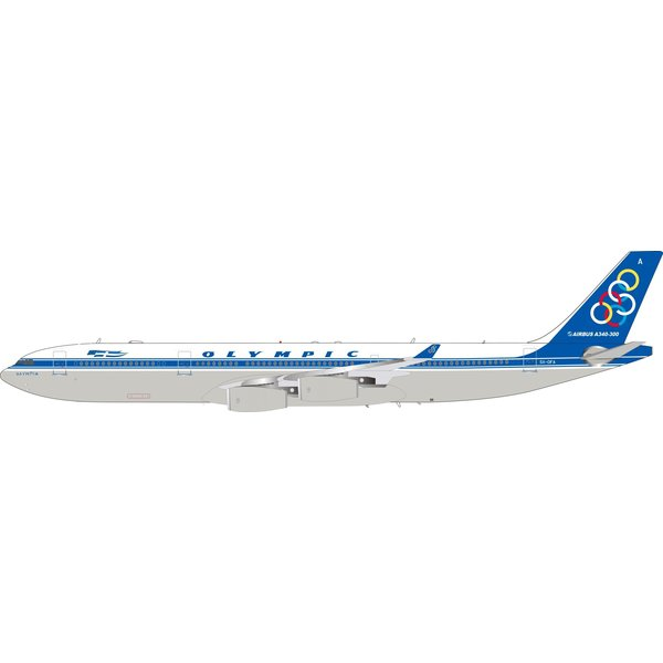 InFlight A340-300 Olympic Airbus SX-DFA 1:200 +Preorder+