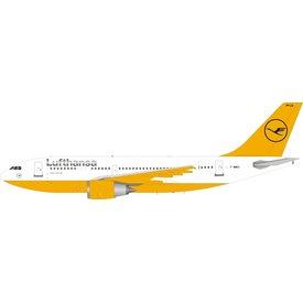 InFlight A310-300 Lufthansa yellow livery F-WWCI 1:200