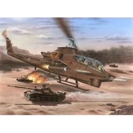 Special Hobby AH1S COBRA IDF against terrorists 1:72
