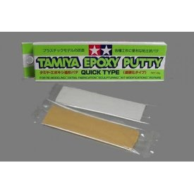 Tamiya Epoxy Putty quick drying [25g]