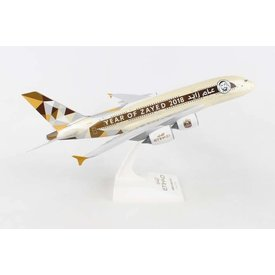 SkyMarks A380-800 Etihad Year of Zayed  **disc