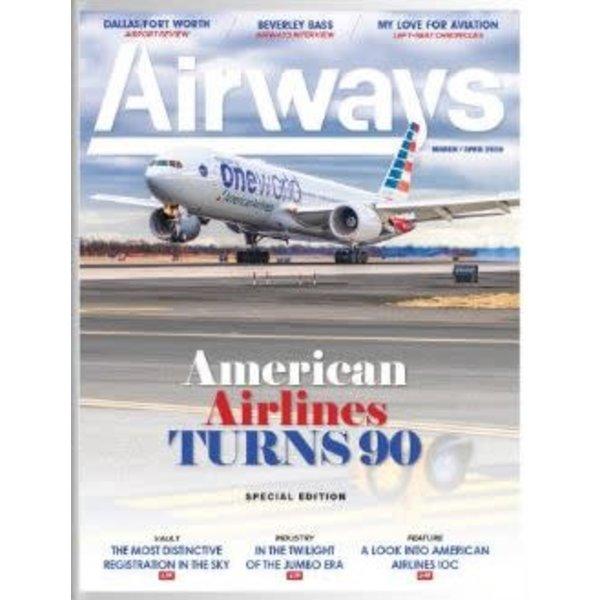 Airways Magazine March / April 2020 issue
