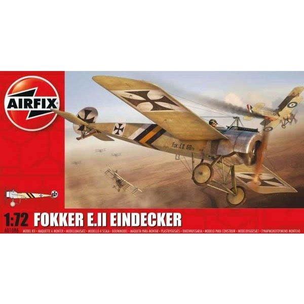 Airfix Fokker EII Eindecker 1:72