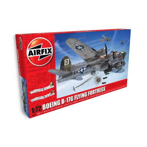 B17G Flying Fortress 1:72