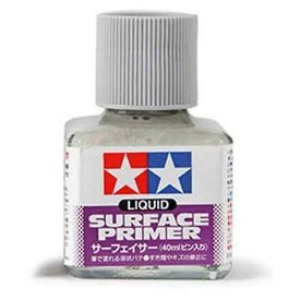 Tamiya Liquid Surface Primer [40ml]