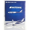 A330-200 National Airlines N819CA blue/silver 1:400