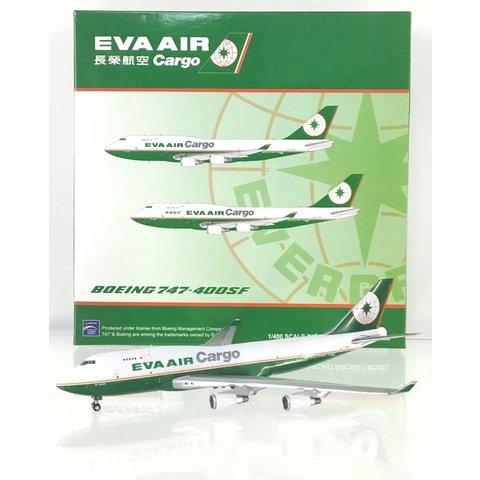 B747-400BDSF Eva Air Cargo B-16407 1:400