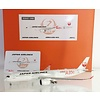 A350-900 JAL Airbus A350 Red JA01XJ 1:400 flaps