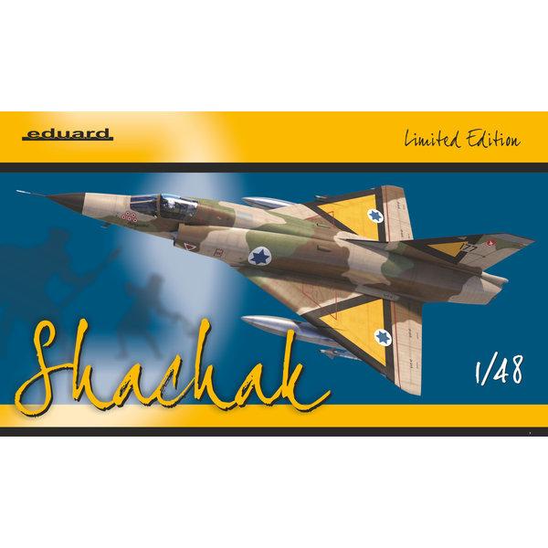 "Eduard Mirage IIICJ 'Shachak"" Israeli Air Force 1:48 new 2019"