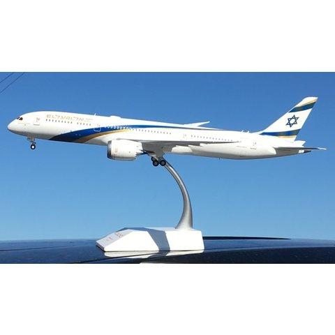 B787-9 Dreamliner ELAL Jerusalem Gold 4X-EDM 1:200
