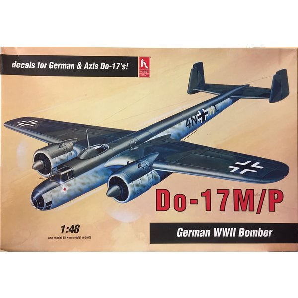 Dornier Do17M/P 1:48**Discontinued**used