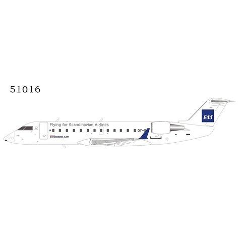 CRJ100LR Cimber Air SAS Scandinavian OY-RJI 1:200
