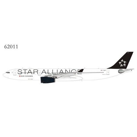A330-300 Air Canada Star Alliance 2017 livery C-GEGI 1:400 +Preorder+