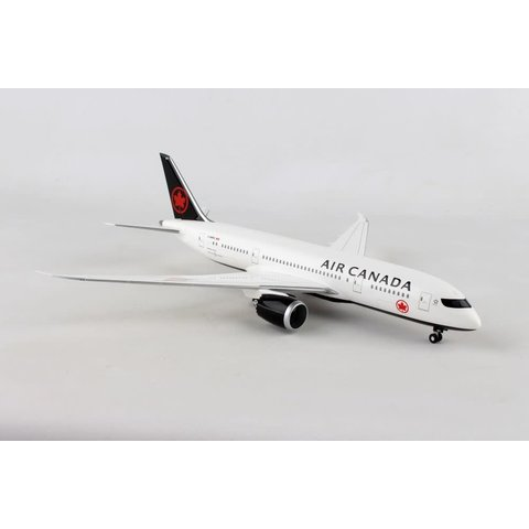 Air Canada 787-8 1/200 W/Gear No Stand Reg#C-Ghpq