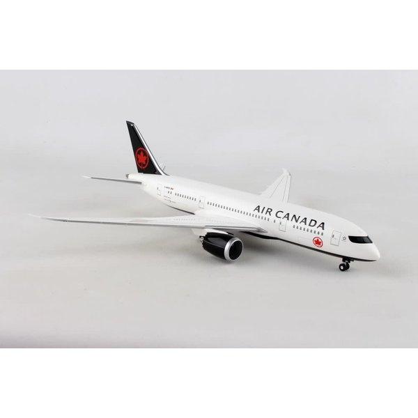 Hogan B787-8 Dreamliner Air Canada 2017 livery C-GHPQ 1:200 with gear