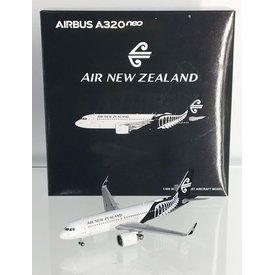 JC Wings A320neo air New Zealand 2014 livery ZK-NHA 1:400