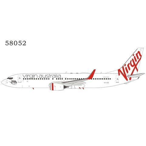 B737-800W Virgin Australia VH-VOO / VH-YFZ 1:400 +Preorder+