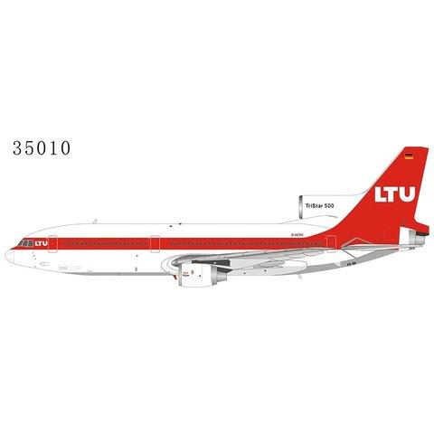 L1011-500 LTU white roof D-AERV 1:400 +Preorder+