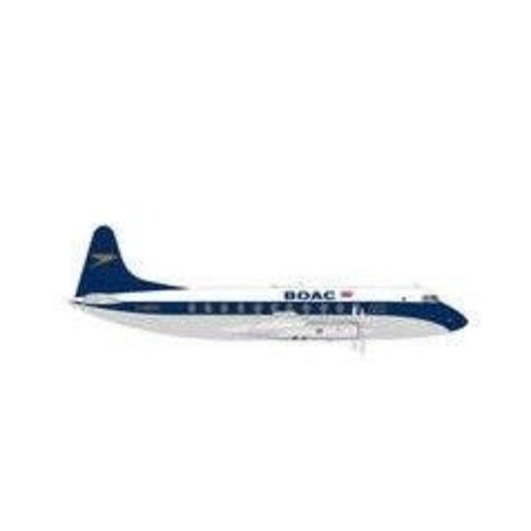 Herpa Viscount 700 BOAC Blue tail 1:200