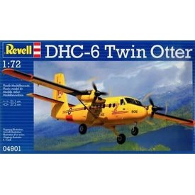 Revell Germany Twin Otter DHC-6 1:72 Ex-Matchbox