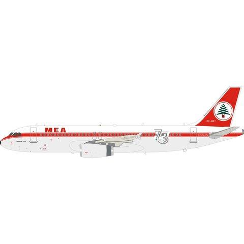A320 MEA 75th Anniversary Retro OD-MRT 1:200 +Preorder+