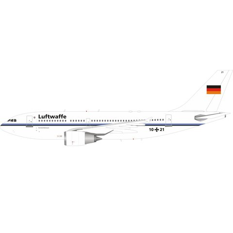 A310 Luftwaffe German Air Force VIP 10+21 1:200