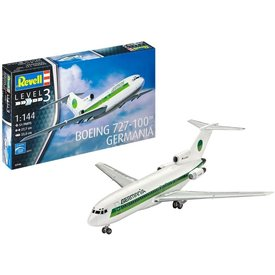 Revell Germany B727-100 Germania 1:144 2016 issue