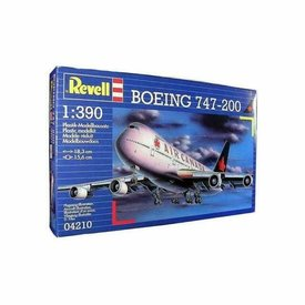 Revell Germany B747-200 AIR CANADA 1:390