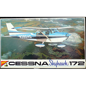 NICHIMO Cessna Skyhawk/172 1:20**Ex-collection**used
