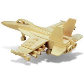 F-18 3D Wood Puzzle