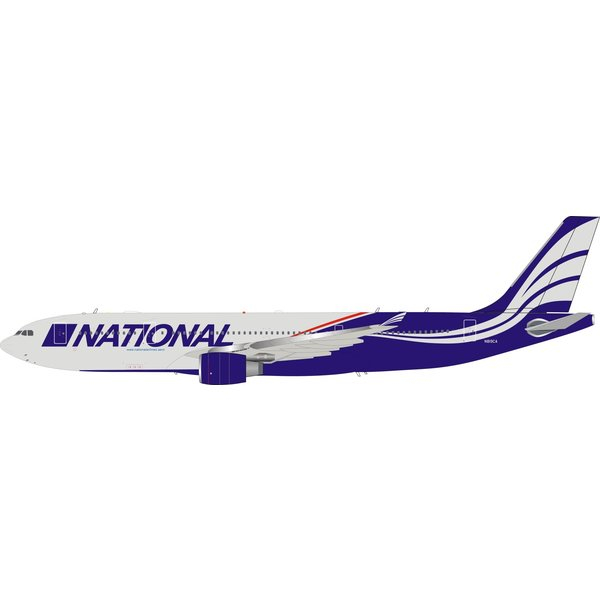 InFlight A330-200 National Airlines N819CA 1:200