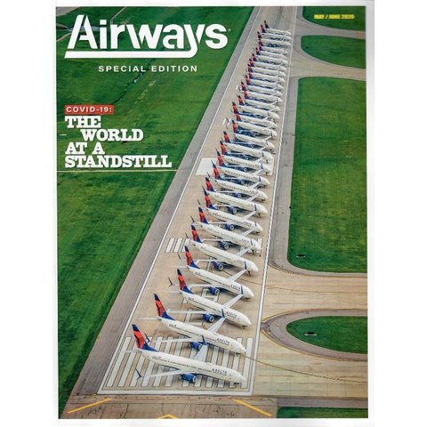Airways Magazine May / June 2020 issue