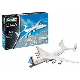 Revell Germany Revell Germany AN-225 Antonov Mrija 1:144 Plastic Kit
