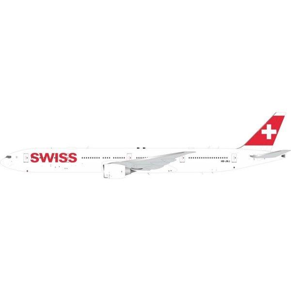 InFlight B777-300ER Swiss International HB-JNJ 1:200 +Preorder+