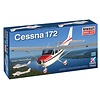 Cessna 172 with custom registration number 1:48