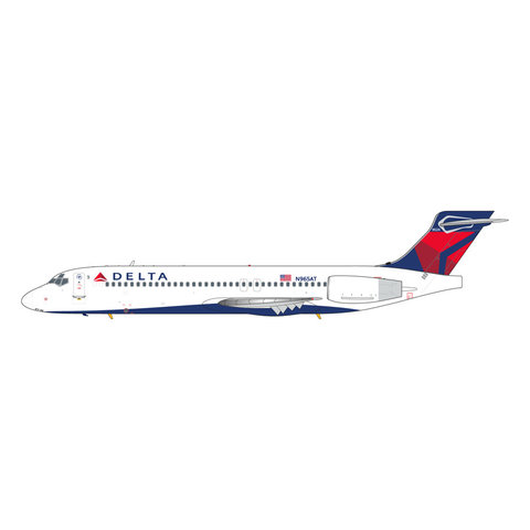B717 Delta 2007 livery N965AT 1:200