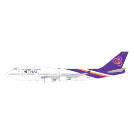 Gemini Jets B747-400 Thai Airways HS-TGP 1:200 with stand