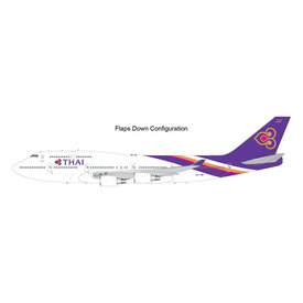 Gemini Jets B747-400 Thai Airways HS-TGP 1:200 flaps down +Preorder+