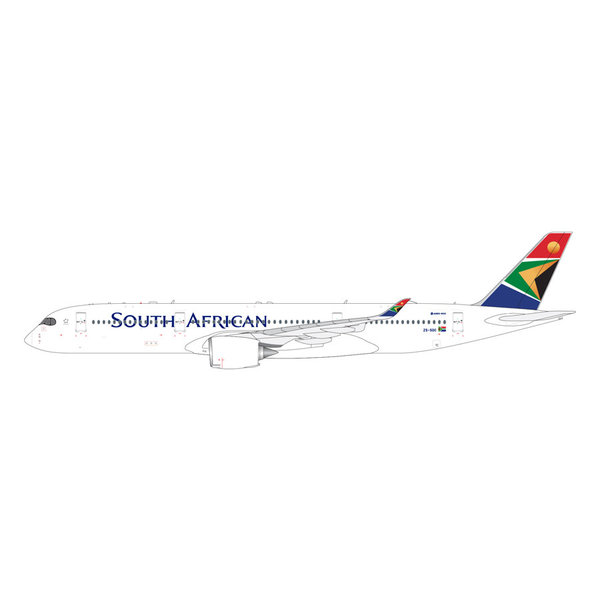 Gemini Jets A350-900 South African ZS-SDC 1:400