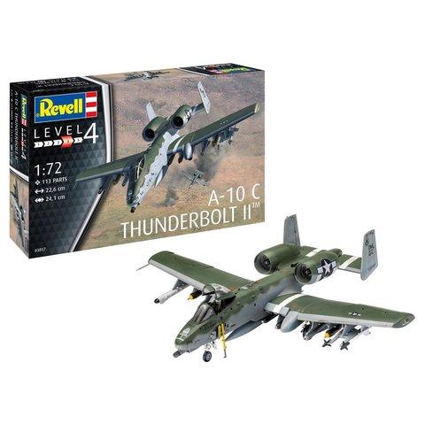 A10C Thunderbolt II 1:72 [Italeri mold]